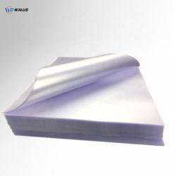 PVC/ABS/PET/PETG プラスチックシートホワイト / ゴールデン / シルバー RFID カード作成用透明インクジェット印刷可能 PVC シート