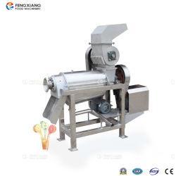 En acier inoxydable triturateur/Pulpe de Mangue Jus de fruits Making Machine/purée de mangue extracteur