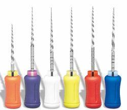 ملفات أسنانيّة فائقة/[دنتل] فائقة ملفّات لإستعمال يد