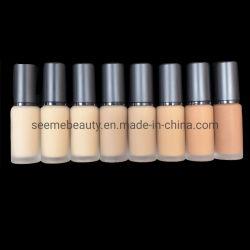 OEM cosmétique maquillage imperméable Fondation de couverture élevée de liquide de maquillage