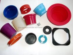 Cassa amichevole personalizzata della gomma del silicone di Eco