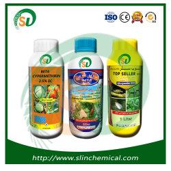 Efeito inseticida de alta qualidade Inseto Killer Beta Cipermetrina 4,5%CE 4.5%-Me 50%WP