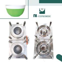 Recipiente de plástico Color Houseware dos moldes de cocina