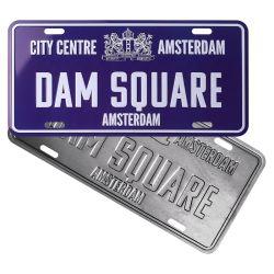 Directe fabrikant met Disney, Sedex, Sedex Cap, NBC, ISO9manufacturer Make Aluminium License Plates Security Process for Car and Motorcycle Plate
