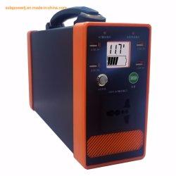Stockage d'énergie photovoltaïque portable multifonction alimentation électrique 200W 372.9ac/WH/220V