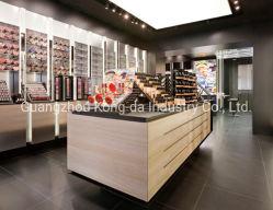 Armadietto di esposizione cosmetico della vetrina del banco di mostra della mobilia cosmetica del negozio