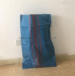 China 2021 Blue 10kg 25kg 50kg sacos de PP para cereais praganosos