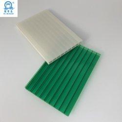 0.6Mm 0.8mm 0,7 mm Multi Layer feuille solide en polycarbonate pour les revêtements de sol