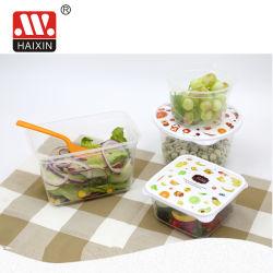 IML 플라스틱 음식 용기 신선한 주방 냉동고용 세트