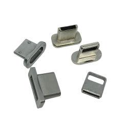 Методом литья под давлением MIM утюг из нержавеющей стали с покрытием на заводе по изготовлению металлических компонентов для механизма детали