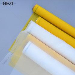Gezi 100% 모노필라멘트 실크 직물 롤 스크린 인쇄 프레임 폴리에스테르 메시 폴리에스테르 메시 인쇄 화면
