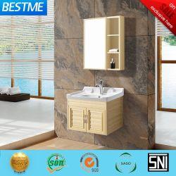 El PVC Cuarto de baño Sanitarios de la vanidad de cerámica con Basinby-P4060-2-60