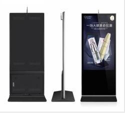 A personalização 43 polegadas LCD ultra fino Digital Signage LG Digital Bluetooth Tela sensível ao toque do painel de publicidade para o Centro Comercial