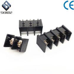 8.25мм-2контакт тона DIN барьер пружину клеммные колодки разъема Китая на заводе