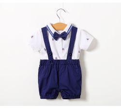 Heiße Verkaufs-Baby-Kleidung mit kurzer Hülse für Sommer-Kind-Kleidung