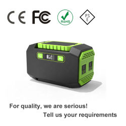 Fabrieksvoeding 150 W 110 V AC DC USB-uitgang 45.000 mAh 167 Wh Draagbare lithium-batterijoplader voor noodhulp