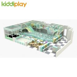 Pretpark van het Theater van de Apparatuur van het Spel van de Kinderen van de Speelplaats van jonge geitjes het Binnen Zachte Binnen