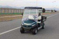 Carrito de golf de la utilidad de aleación de aluminio con sistema hidráulico de carga