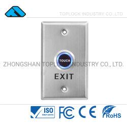 Системы контроля доступа сенсорные кнопки Кнопка выхода