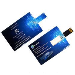محرك أقراص USB محمول USB 2.0 سعة 4 جيجابايت وسعة 8 جيجابايت وسعة 32 جيجابايت و128 جيجابايت للشركات محرك أقراص USB محمول لبطاقة Mini Card قابل للطباعة