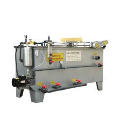 Lo stabilimento di trasformazione dell'aria dell'acqua di scarico dissolta DAF portatile di flottazione/acque di rifiuto/acque luride per gli ss/olio rimuove