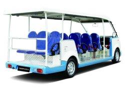 Ttractive prix Green Power 8 sièges du véhicule électrique de la navette de la station