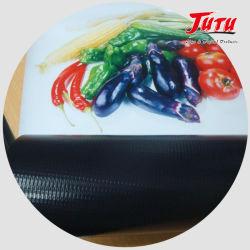 블랙 및 화이트 라미네이트 PVC 배너 플렉스