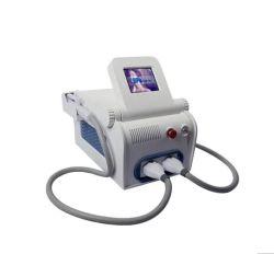 جهاز تجميل متعدد الوظائف IPL ضوء ليزر إزالة الشعر Ndyag بالليزر إزالة الوشم تجديد البشرة