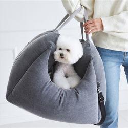 Seggiolino portatile per auto da viaggio per animali domestici 0611