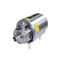 Sanitaires en acier inoxydable de haute performance Pompe centrifuge pour produits pharmaceutiques, biologiques, de la nourriture, boissons