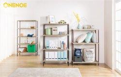 Onenoe の現代簡単な家具多目的金属の取り外し可能な貯蔵の棚 リビングルーム、オフィス、バスルーム、パントリーの層が設けられている