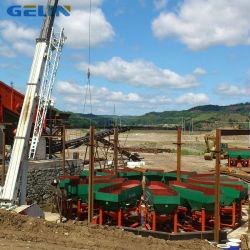 중력 소투웨이브 골드 다이아몬드 광산 지그가 집중된 광물 공급자 가격 5% 할인