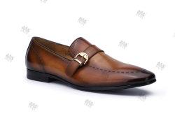2021 Últimas High-Class popular negocio de los hombres visten los zapatos de cuero zapatos zapatillas