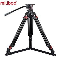Treppiede per videocamera digitale professionale in alluminio Miliboo (MTT609A)