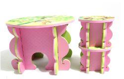 Play Toys intelectual do bebé EVA macia construção brinquedos para crianças