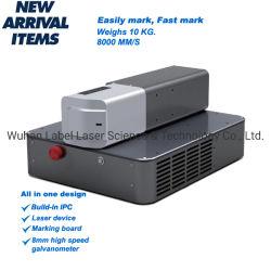 10W/20W с высокой скоростью мини-лазерные системы маркировки