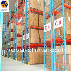 Lagerung Von Stahlpalettenregal Aus China