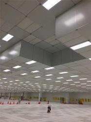 Het Materiaal van de muur voor Cleanroom Raad van de Verdeling van het Metaal van het Plafond van de Douane de Zij