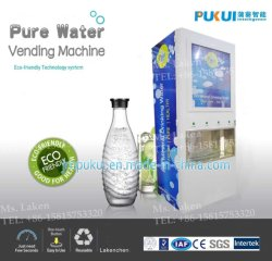 Автомат воды с бутылкой стеклоомыватели (A-17)