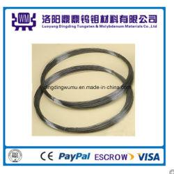Провод черных & белизны 0.18mm молибдена для освещения и топления