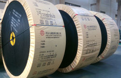 Banda Transportadora de Cable de Acero de Alto Rendimiento TBM de 25 Km de Alto Rendimiento