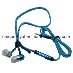 Heiße und bunte Reißverschluss-Kopfhörer