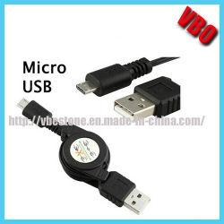 Складной Micro USB-кабель передачи данных для мобильных телефонов (CS-021)