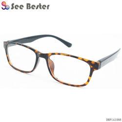 Пластмассовые очки показания мужчин и женщин пружинный шарнир читателей