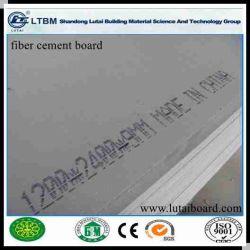 Placa de fibra de cimento armado Lutai Folha de cimento avaliado Marcação/ISO/SGS