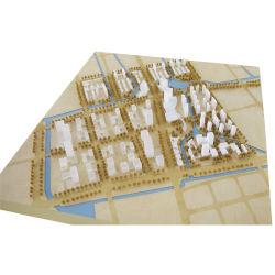 Модель городского планирования, Arhictectural шкалы Master модель планирования