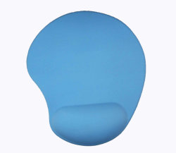 Repose-poignet en gel de silicone le tapis de souris