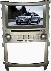 Écran tactile lecteur de DVD automobile spécial pour Hyundai Veracruz/IX55 avec Bluetooth, GPS Navigation (LZT-8656)
