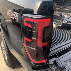 2019 Ford Ranger Светодиодные задние фонари Custom задние фонари