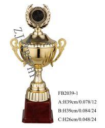 Il metallo assegna il trofeo Fb2039-1